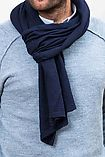 Marineblauwe Calanca Alpaca Sjaal