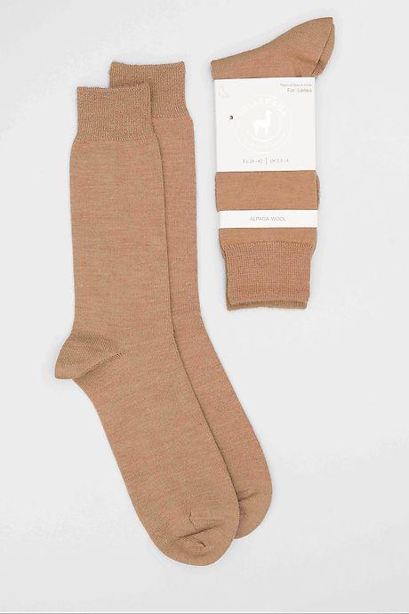 Pink Pitana Alpaca Socks