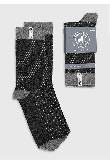 Anthracite Grey/Grey Wira Premium Socks