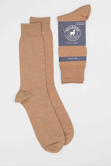 Karamell Pitana Alpaka Socken