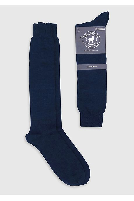 Chaussettes Alpaga Pitana Bleu Marine