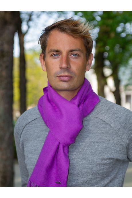 Beiger Suni Alpaka Schal