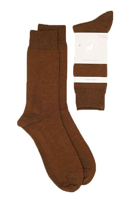 Beige Pitana Alpaka Socken