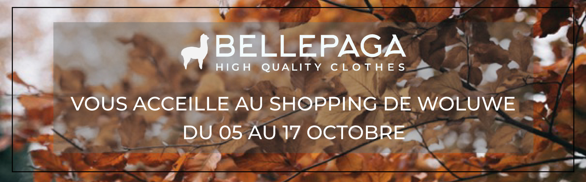 événements BellePaga