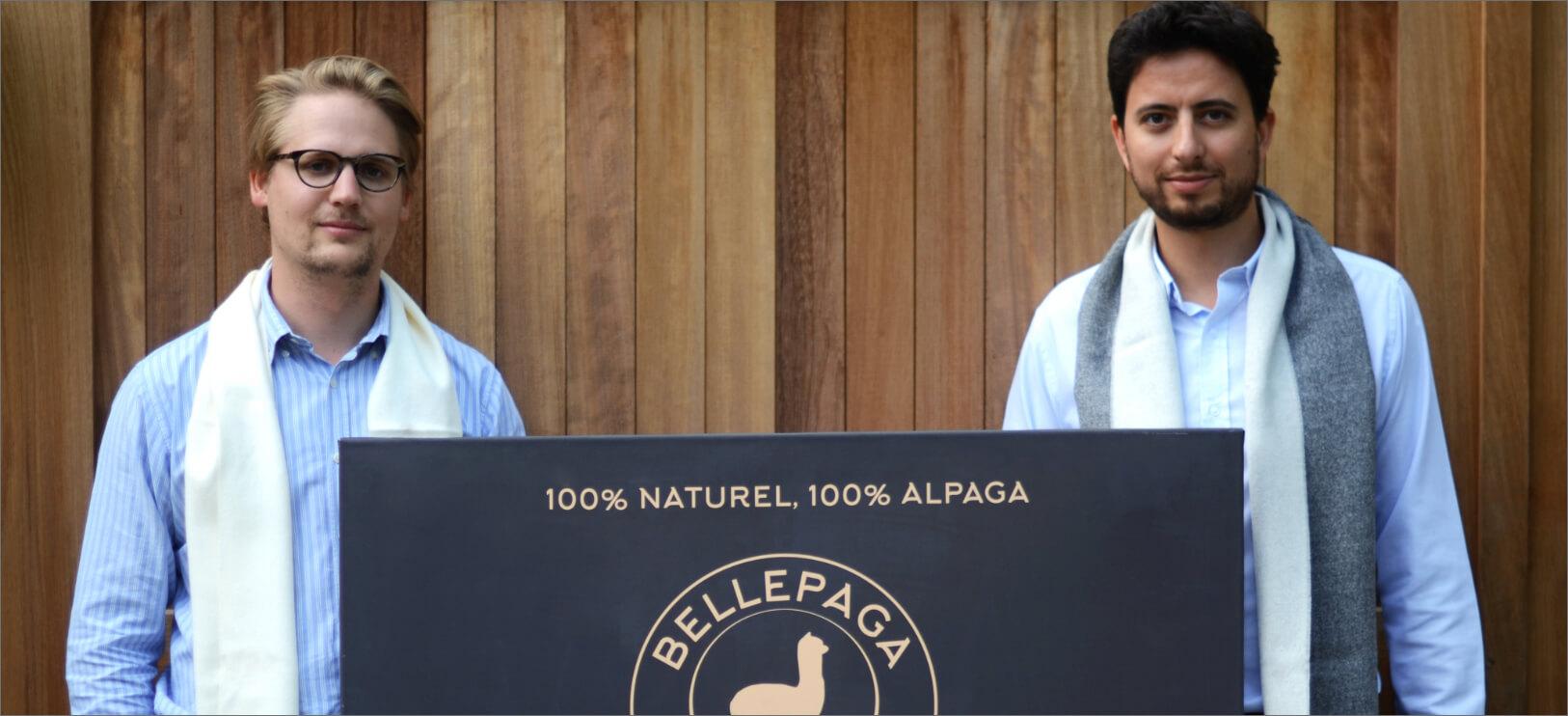 Fondateurs de BellePaga