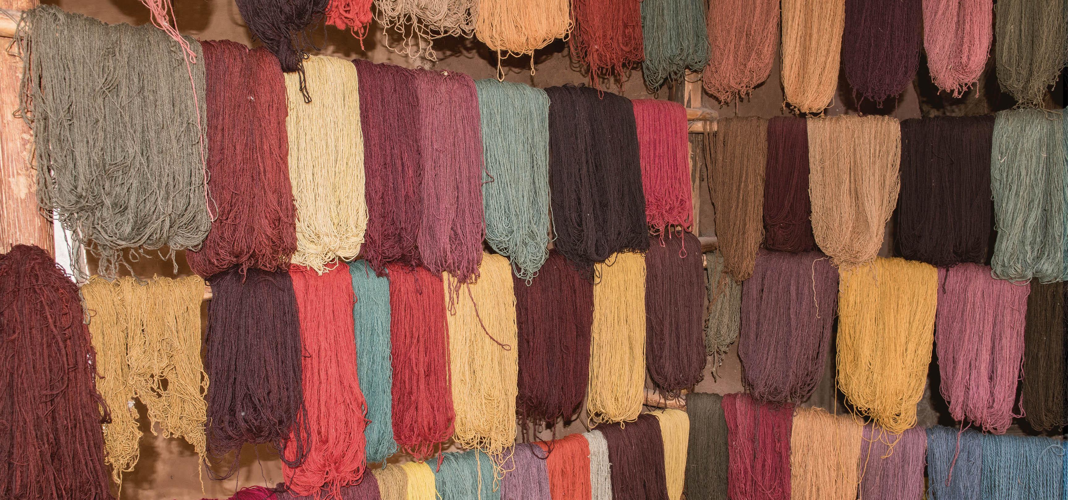 vezels voor wol