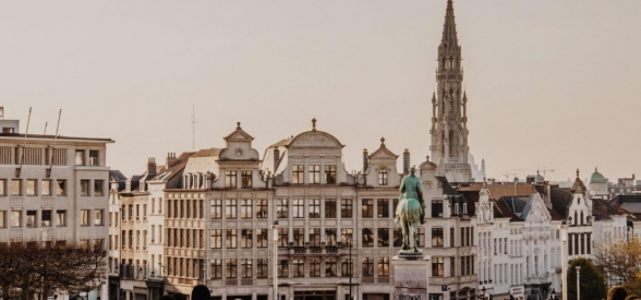 Our 5 favourite places in Brussels