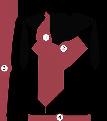 Size guide - Pawkar